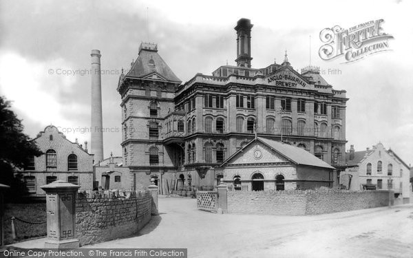 Shepton Mallet, Anglo Bavarian Brewery 1899