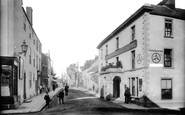 Shepton Mallet, Commercial Road 1899