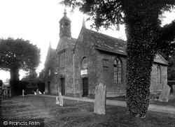Castleton Church 1924, Sherborne