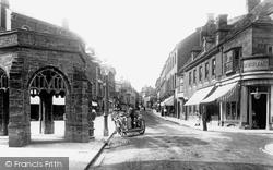 Cheap Street 1903, Sherborne