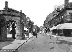 Cheap Street 1924, Sherborne
