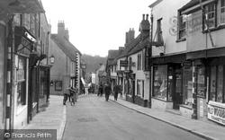 Cheap Street c.1950, Sherborne