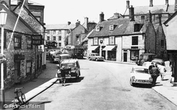Cheap Street c.1965, Sherborne