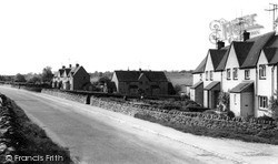 Sherborne, Council Houses c.1960