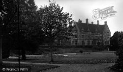 Digby Hotel c.1955, Sherborne
