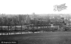 From Digby Road 1892, Sherborne