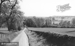 Sherborne, General View c.1960
