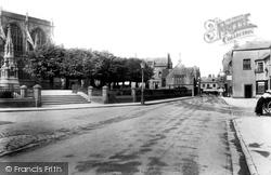 Half Moon Street 1903, Sherborne