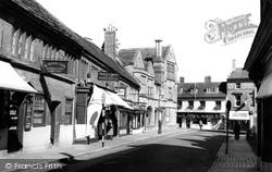 Half Moon Street c.1955, Sherborne