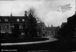 Sherborne, Kings School 1891