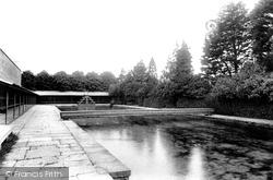 Kings School Swimming Pool 1904, Sherborne
