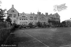Ladies College 1912, Sherborne