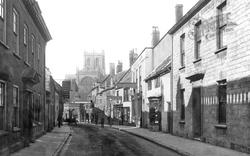 Long Street 1892, Sherborne