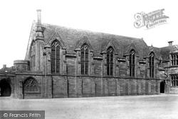 School 1903, Sherborne