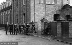 Sherborne, School Boys 1912