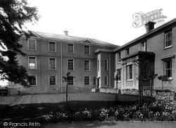 School, Westcott House 1924, Sherborne