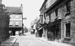 South Street 1887, Sherborne
