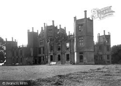 The Castle c.1955, Sherborne