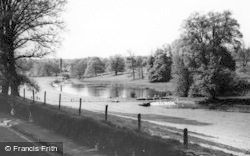 Sherborne, The River c.1965