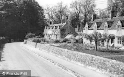 Sherborne, The Village c.1960