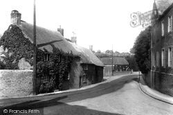Yeovil Road 1900, Sherborne