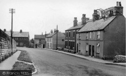 Sherburn-In-Elmet, Church Hill c.1955