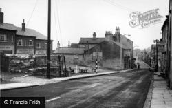 Sherburn-In-Elmet, Finkle Hill c.1955