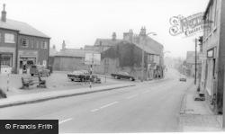 Sherburn-In-Elmet, Finkle Hill c.1960