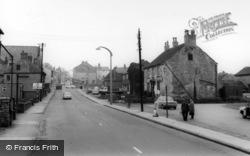 Sherburn-In-Elmet, Finkle Hill c.1965