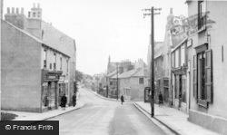 Sherburn-In-Elmet, High Street And Low Street c.1950