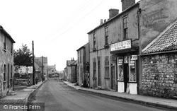 Sherburn-In-Elmet, Kirkgate c.1955