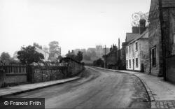 Sherburn-In-Elmet, Kirkgate c.1960