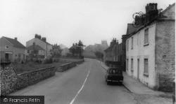 Sherburn-In-Elmet, Kirkgate c.1965