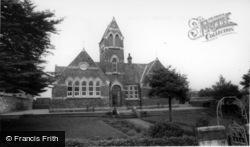 Sherburn-In-Elmet, The School c.1965