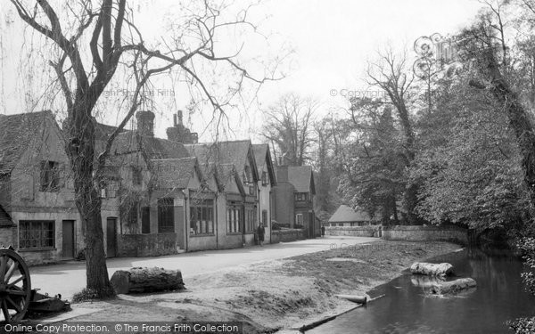 Photo of Shere, 1932