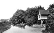 Shere, Combe End 1904