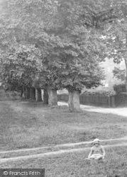 Shere, Girl On The Heath 1928