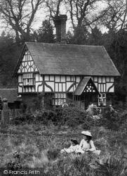 Shere, Heath Park Lodge 1909