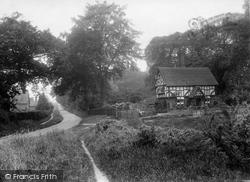 Shere, Heath, Park Lodge 1928