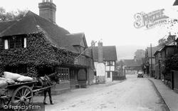 Shere, High Street 1913