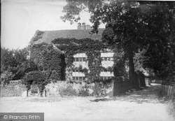 Shere, Ivy House 1902