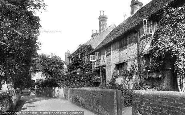 Photo of Shere, Lower Street 1904