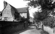 Shere, Lower Street 1904