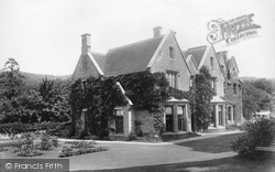 Shere, Manor House 1904