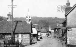 Shere, Middle Street c.1960