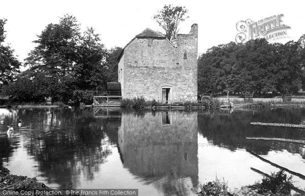 Shere,Netley Mill 1902,Surrey