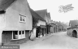 Shere, Post Office 1928