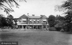 Shere, Rectory 1904