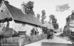 Shere, School 1904