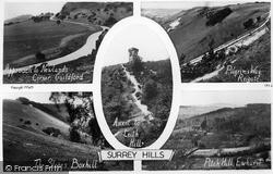 Shere, Surrey Hills c.1950